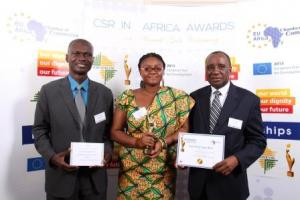 NADeF- Best Social Impact Project In Africa