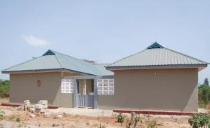 4-Unit Teachers' Quarter at Yawusukrom