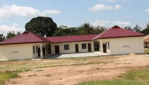 6-Unit Classroom Block for Anglican Basic School, Kenyasi No.1