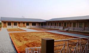 Classroom and Administration block for College of Nursing, Ntotroso