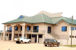 Fully Furnished Community Social Centre, Kenyasi No.1