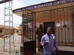 Information Centre, Gyedu