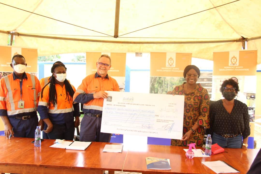 Africa Underground Mining Services(AUMS) establish Community Excellence Scholarship Program